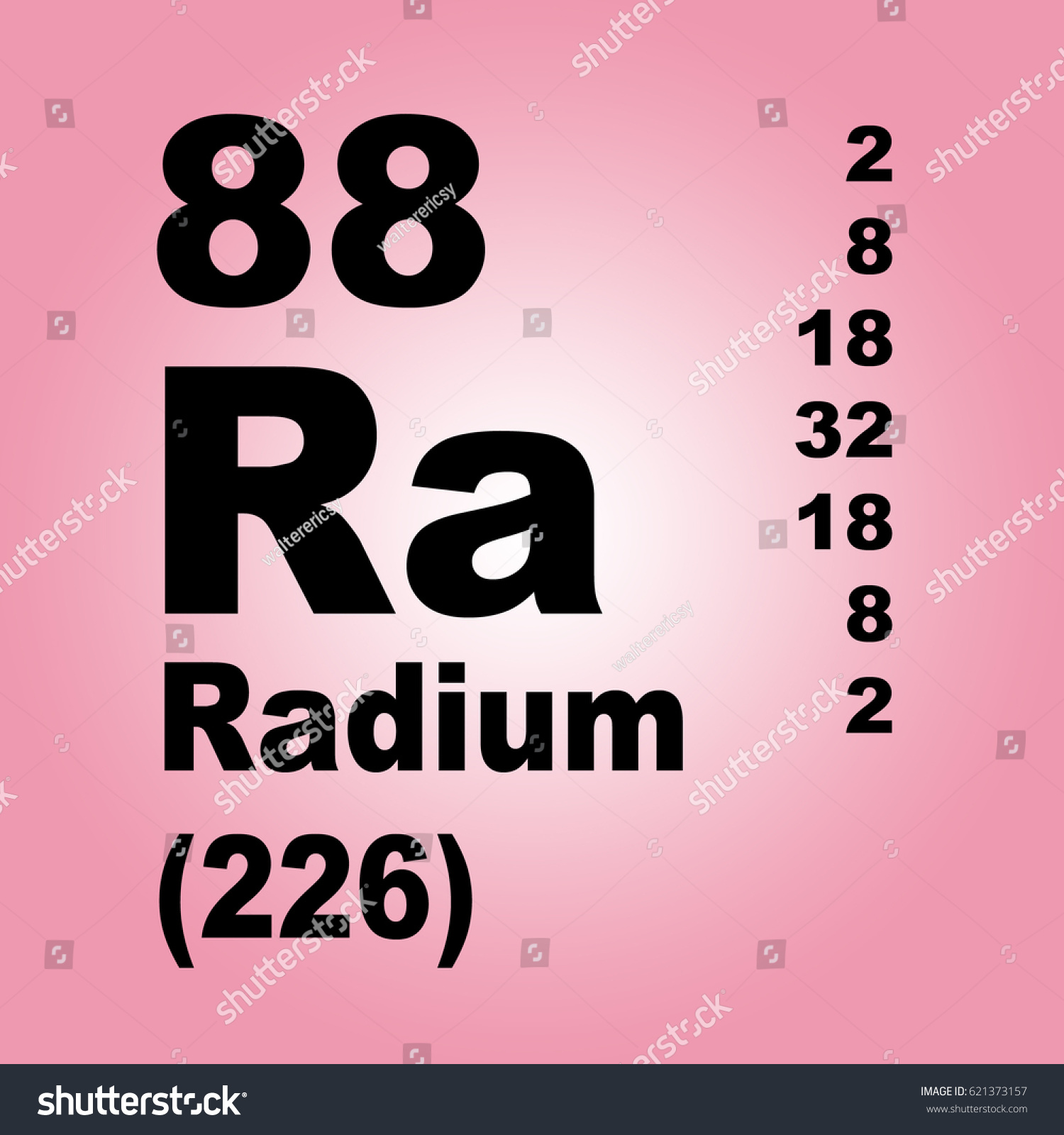 Radium periodic table elements stock illustration 621373157 radium periodic table of elements gamestrikefo Images