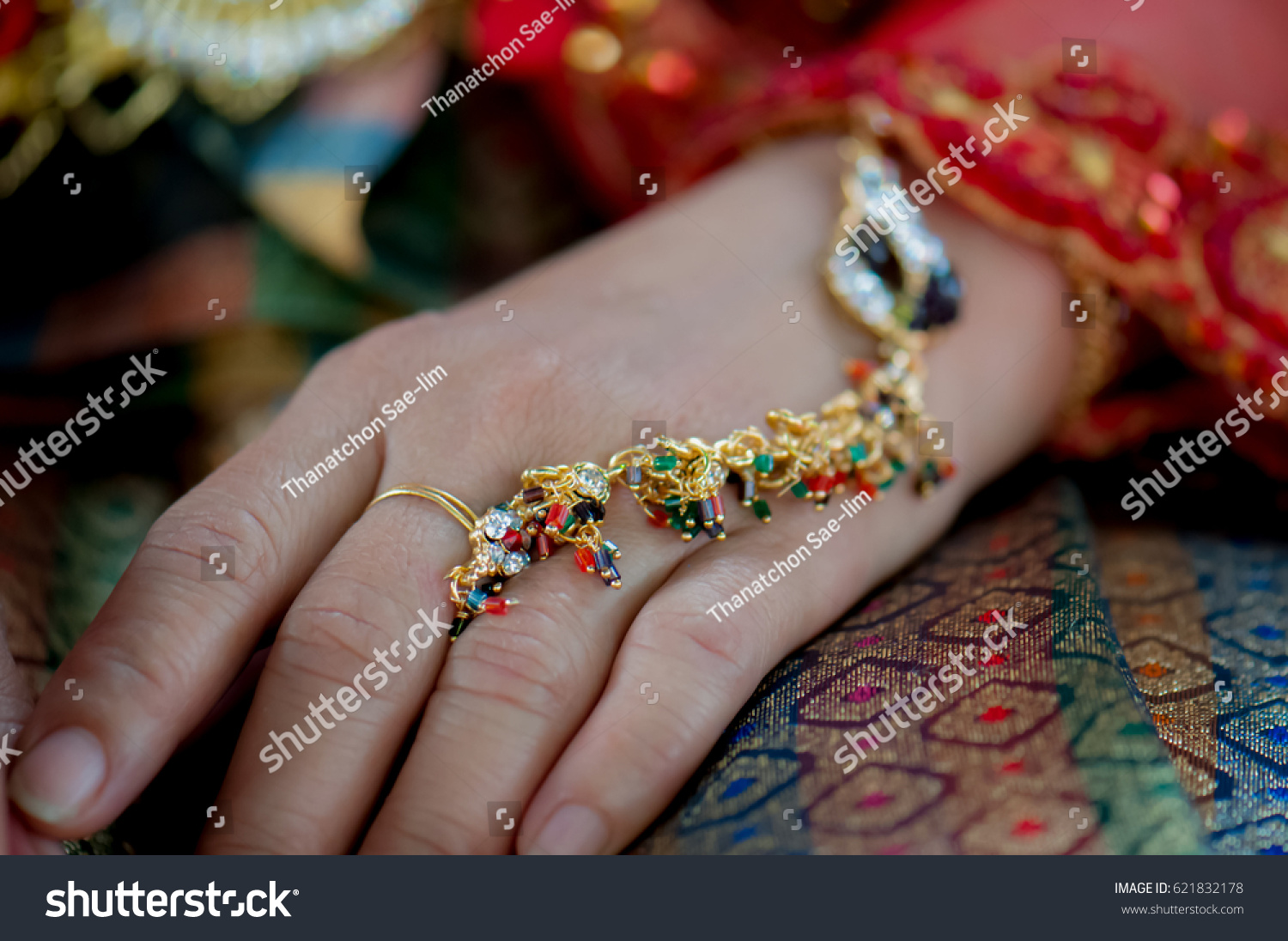 Woman Hands Black Mehndi Tattoo Hands Stock Photo Edit Now