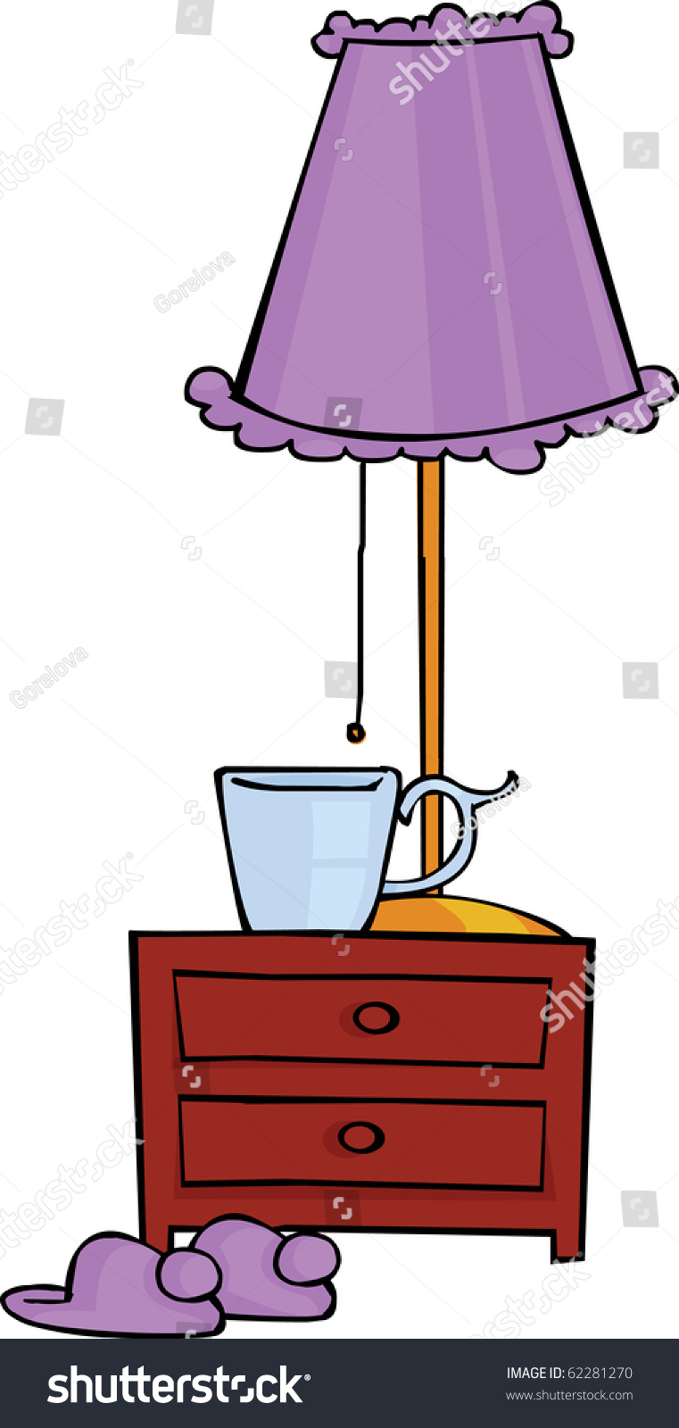 night table clipart - photo #13