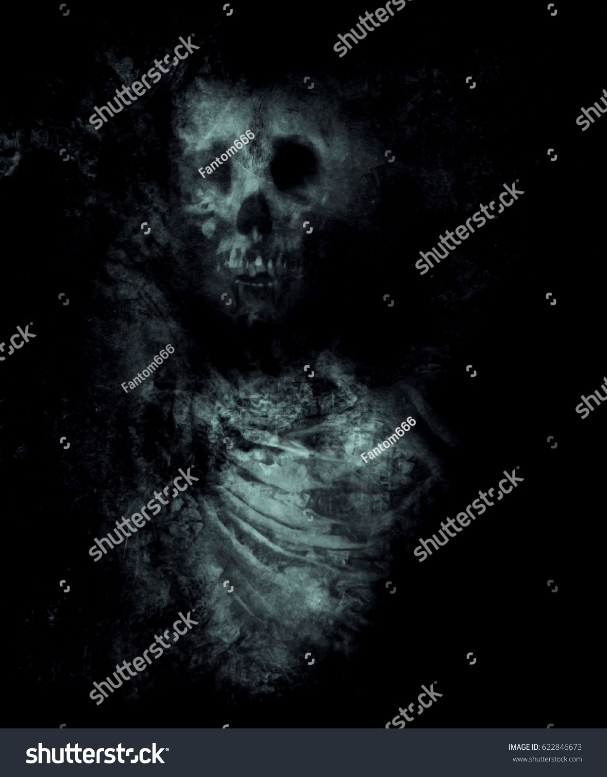 Wonderful Wallpaper Halloween Grunge - stock-photo-scary-halloween-grunge-wallpaper-with-spooky-skull-horror-background-design-for-t-shirt-print-622846673  Pictures_232278.jpg