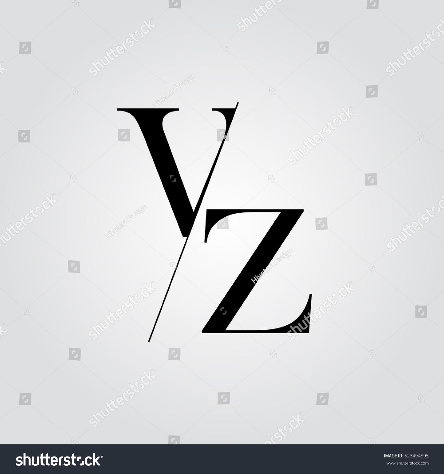 Vz logo stock vector 623494595 shutterstock vz logo biocorpaavc Image collections