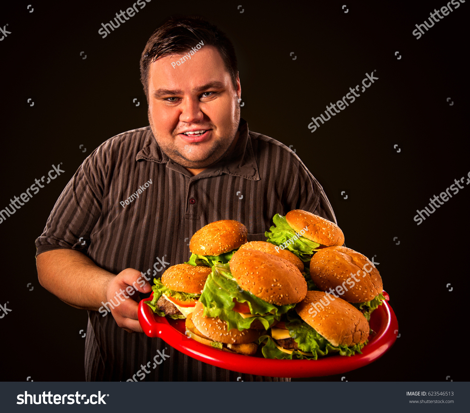 fast food leads to obesity