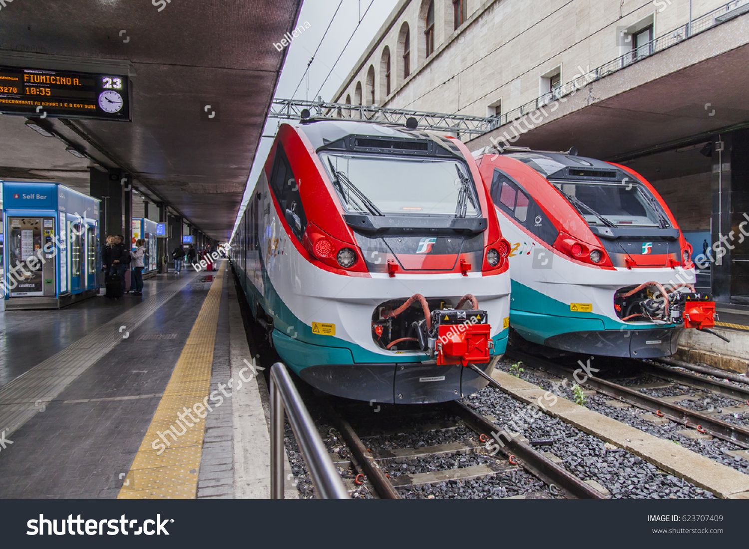 Train Moscow-Rome: how to get to the capital of Italy