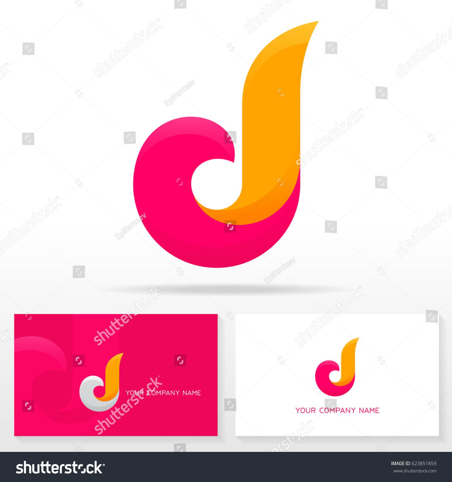 Letter d logo design vector sign stock vector royalty free letter d logo design vector sign business card templates colourmoves