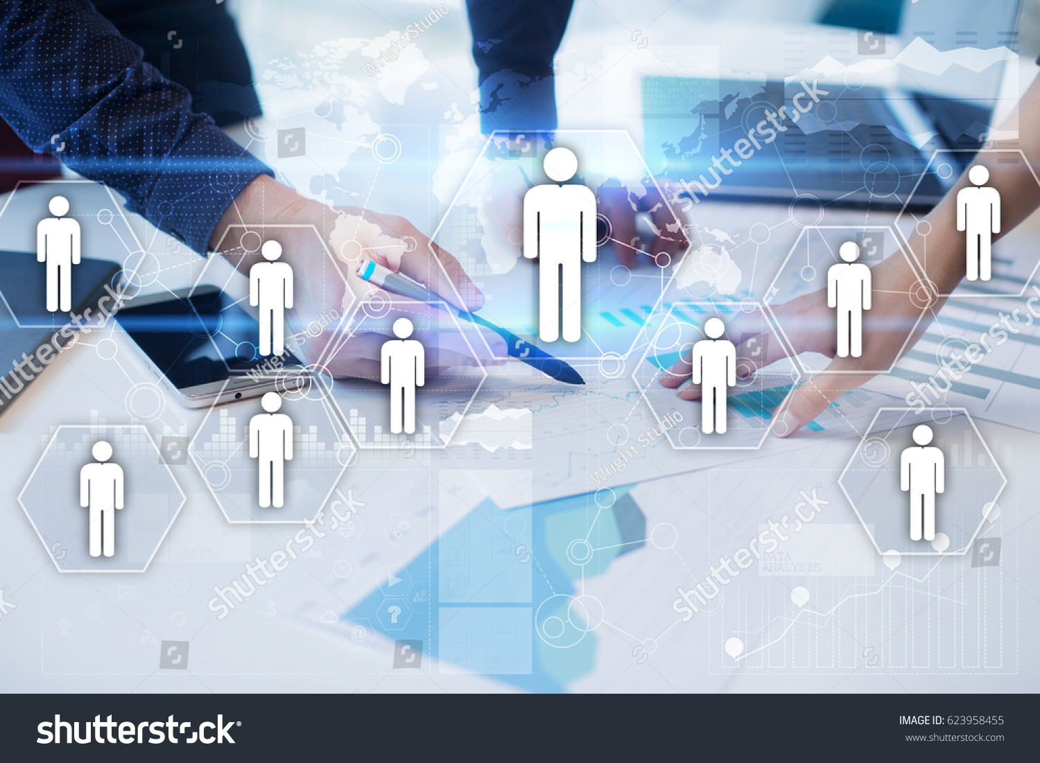 Human resource management hr recruitment leadership and id 623958455 ccuart Gallery