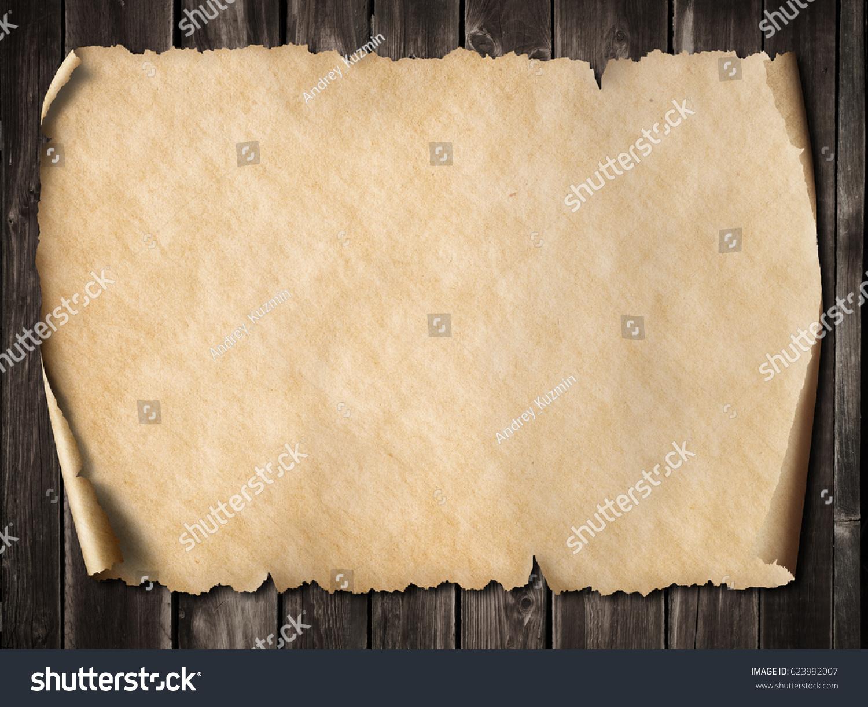 Vintage Parchment Map D Illustration Stock Illustration - Us parchment map