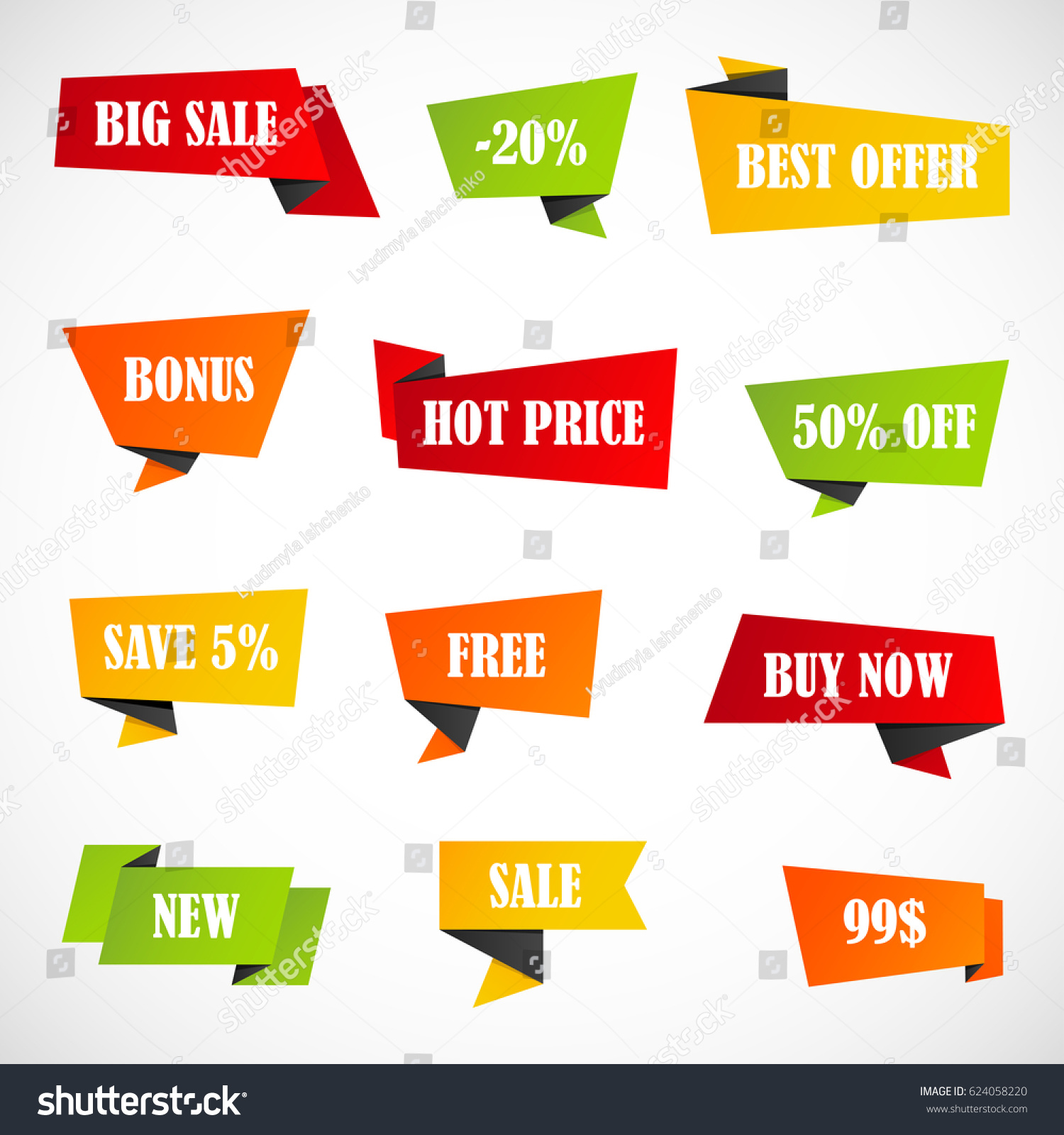Price tag template free printable blank price tag template free - Free Price Tag Template Vector Stickers Price Tag Banner Label Stock Vector 624058220
