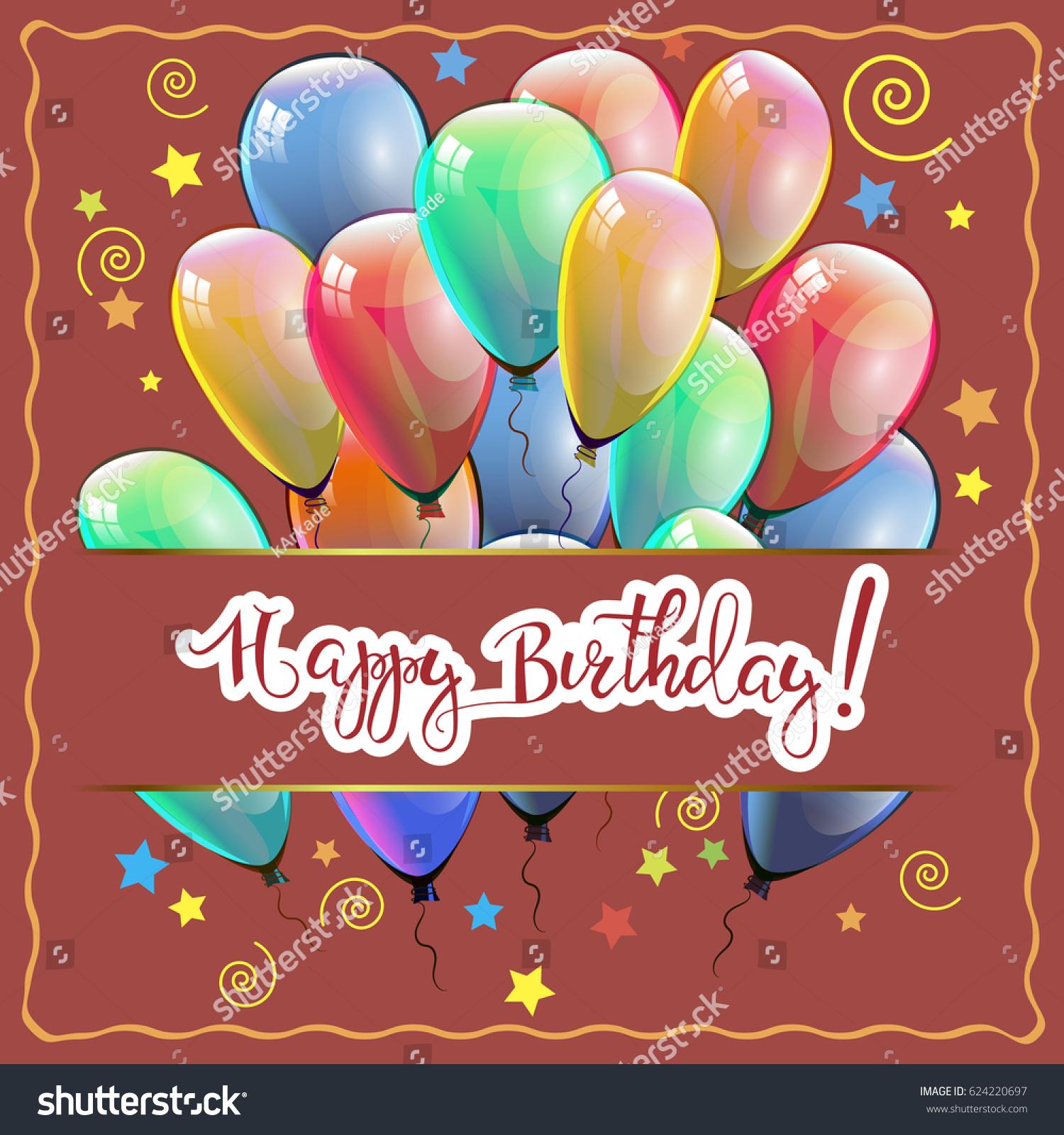 Congratulations Happy Birthday You Can Stock Vector