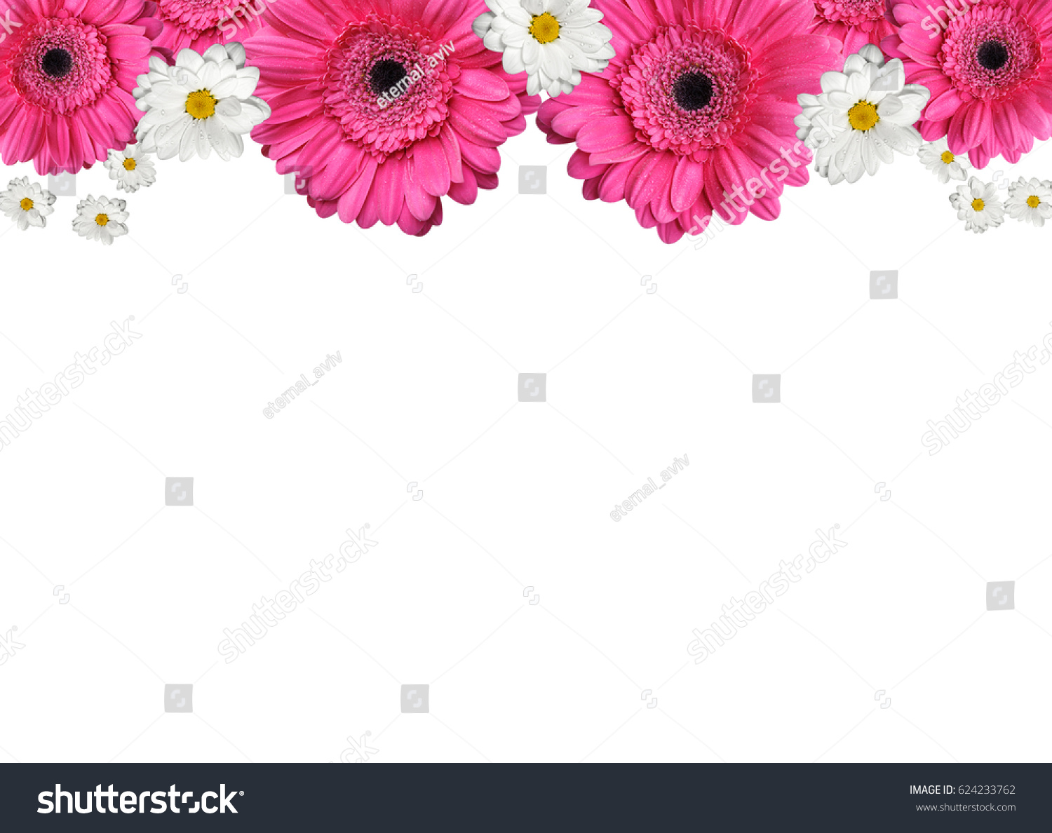 Simple White Background Isolated Pink White Stock Photo Edit Now
