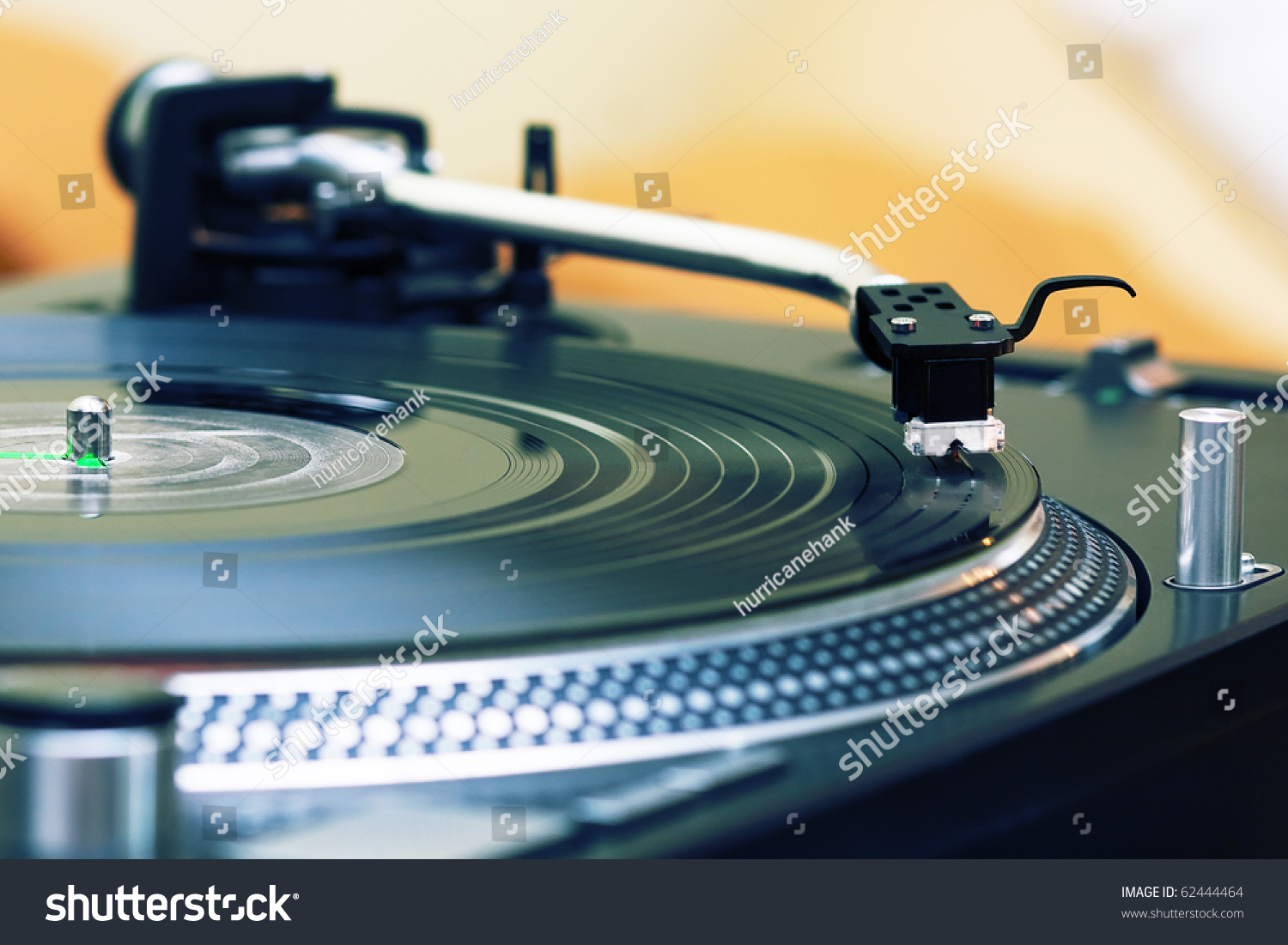 Royalty-free Dj turntables for scratch.Audio… #62444464 ...