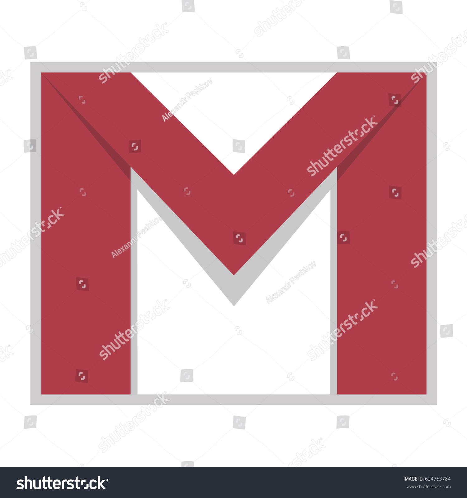 Email Icon Vector Ez Canvas