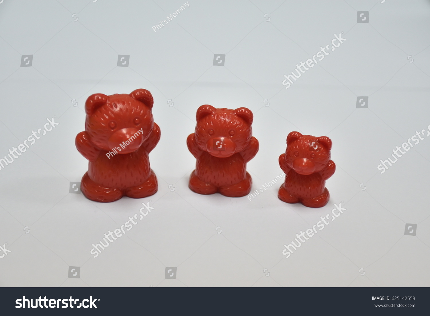 Education Toys Counters For Kids Plastic Counting Bears - Buy ...