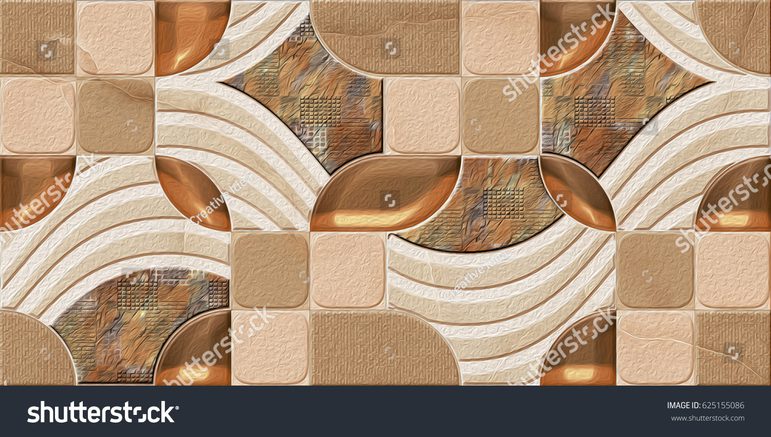 Wall floor tiles design pattern background stock illustration wall floor tiles design pattern background for buildings dailygadgetfo Image collections
