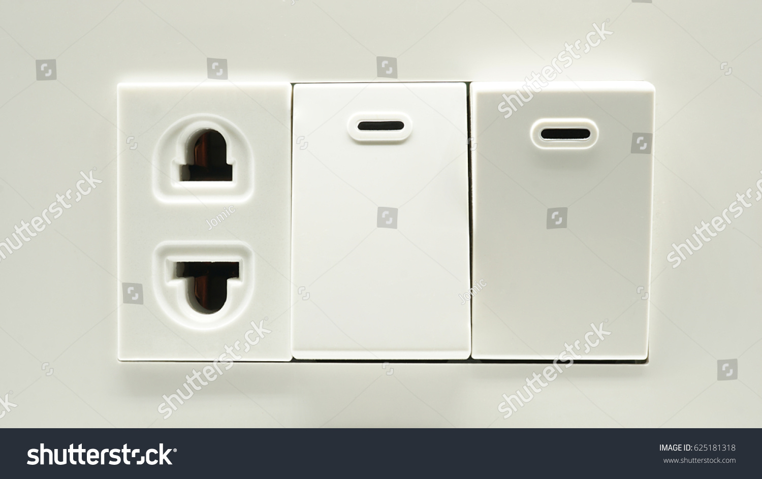 Plug Switch Socket Outlet Household Electrical Stock Photo (Edit Now ...