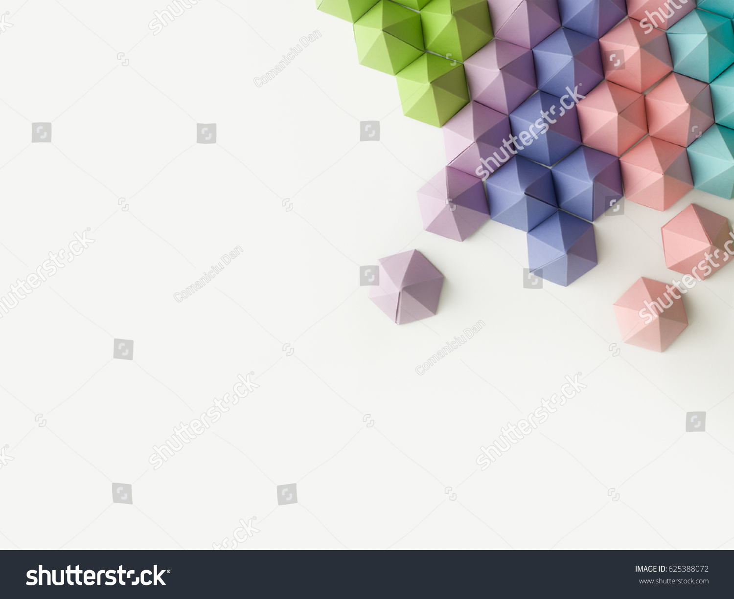 Abstract paper pyramid background copy space stock photo 625388072 abstract paper pyramid background copy space available usefull for business cards and web magicingreecefo Image collections