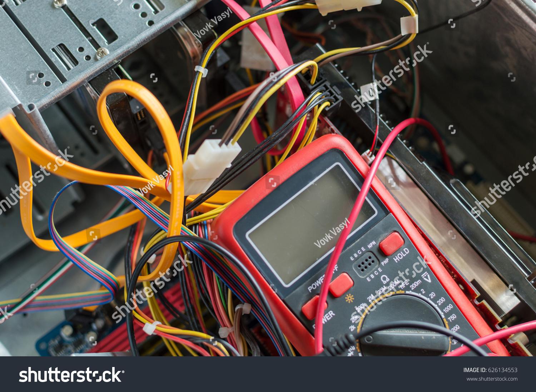 Pc Power Supply Repair Stock Photo 626134553 - Shutterstock