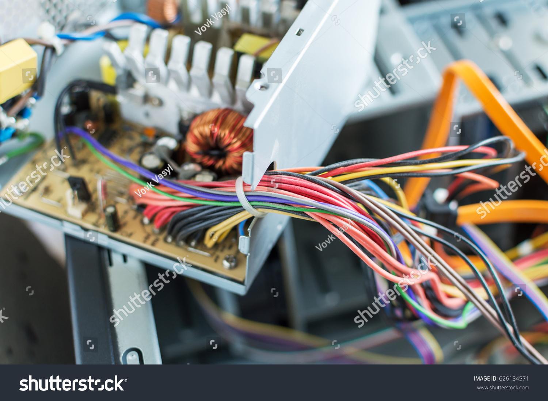 Pc Power Supply Repair Stock Photo 626134571 - Shutterstock
