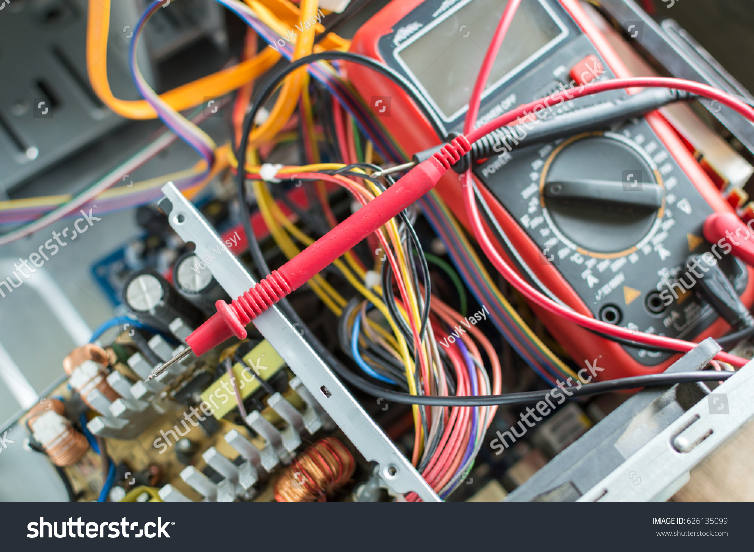 Wonderful Atx Power Supply Repair Images - Electrical System Block ...