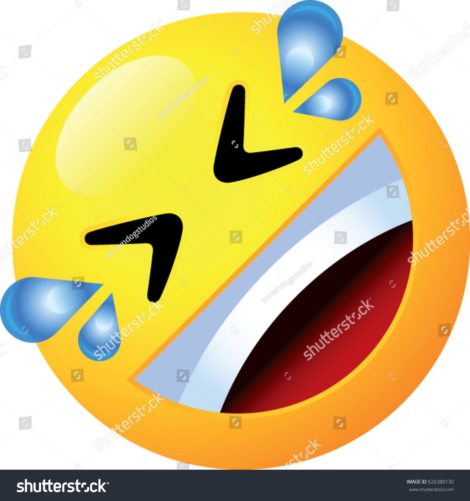 lmao emoji stock vector 626380130 shutterstock vector signboard free download road sign vector art