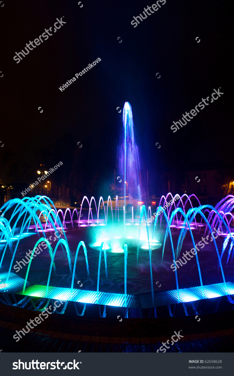 How To Get Colored Water In A Fountain 27