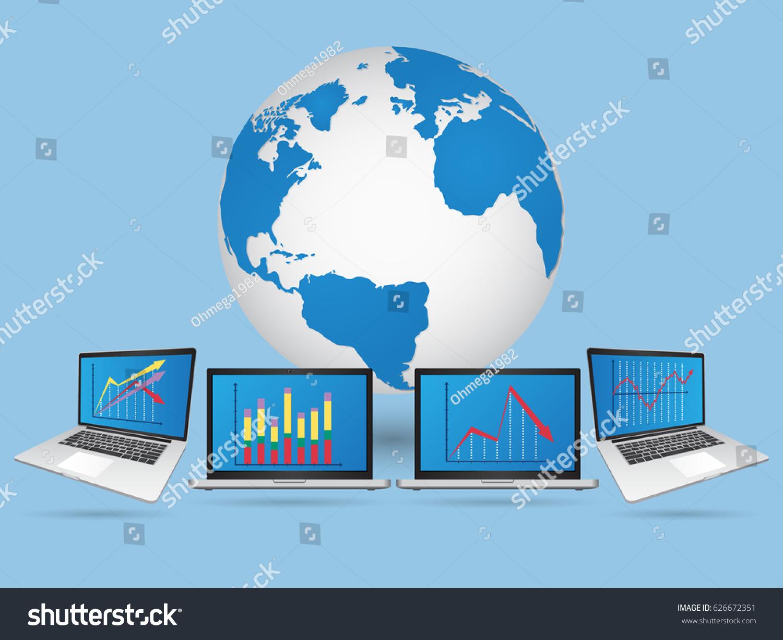 World map globe tablet computer vector stock vector 626672351 world map globe tablet computer vector stock vector 626672351 shutterstock freerunsca Image collections