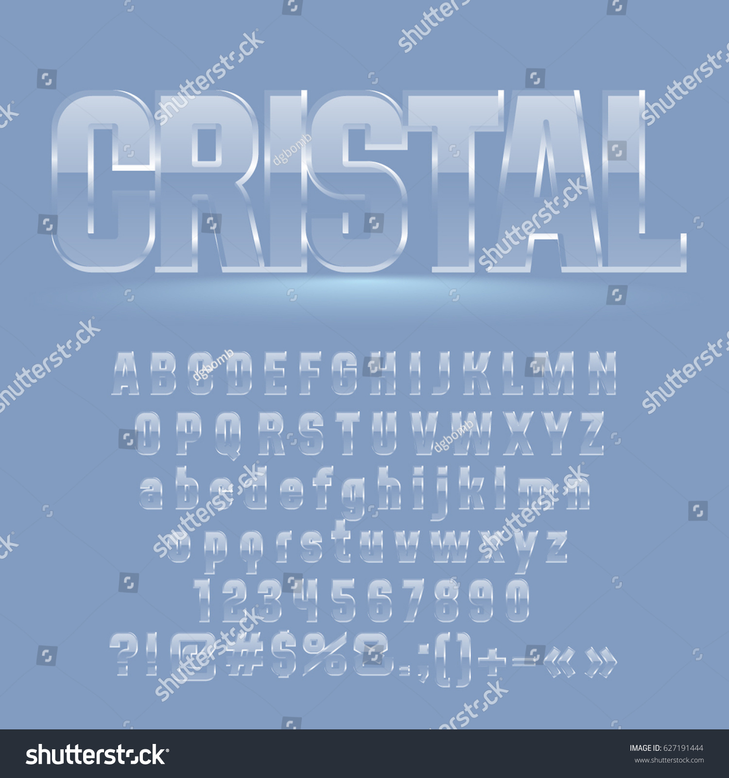 Glass vector set letters symbols numbers stock vector 627191444 glass vector set of letters symbols numbers contains graphic style biocorpaavc