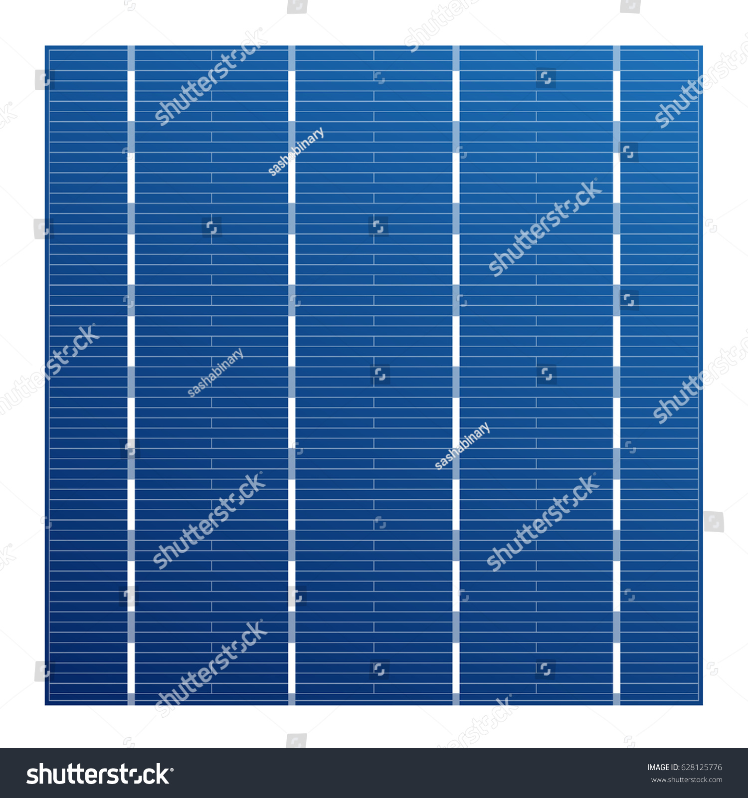 Monocrystalline Solar Cell Diagram Trusted Wiring Diagrams Pv Modules Vector Stock System