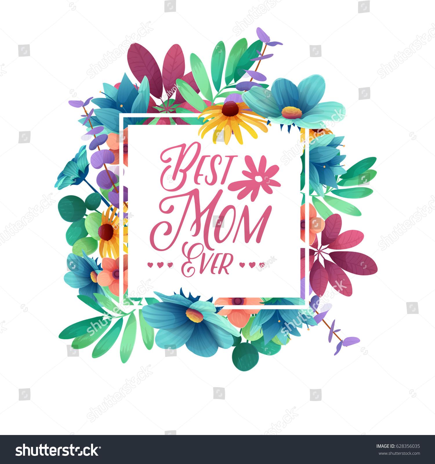 Design banner template - Template Design Banner Best Mom Ever