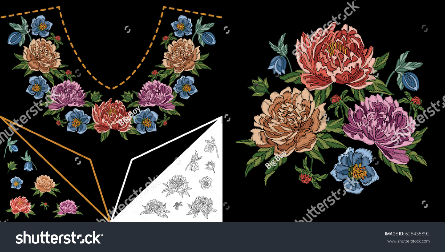 collection of floral design - photo #30