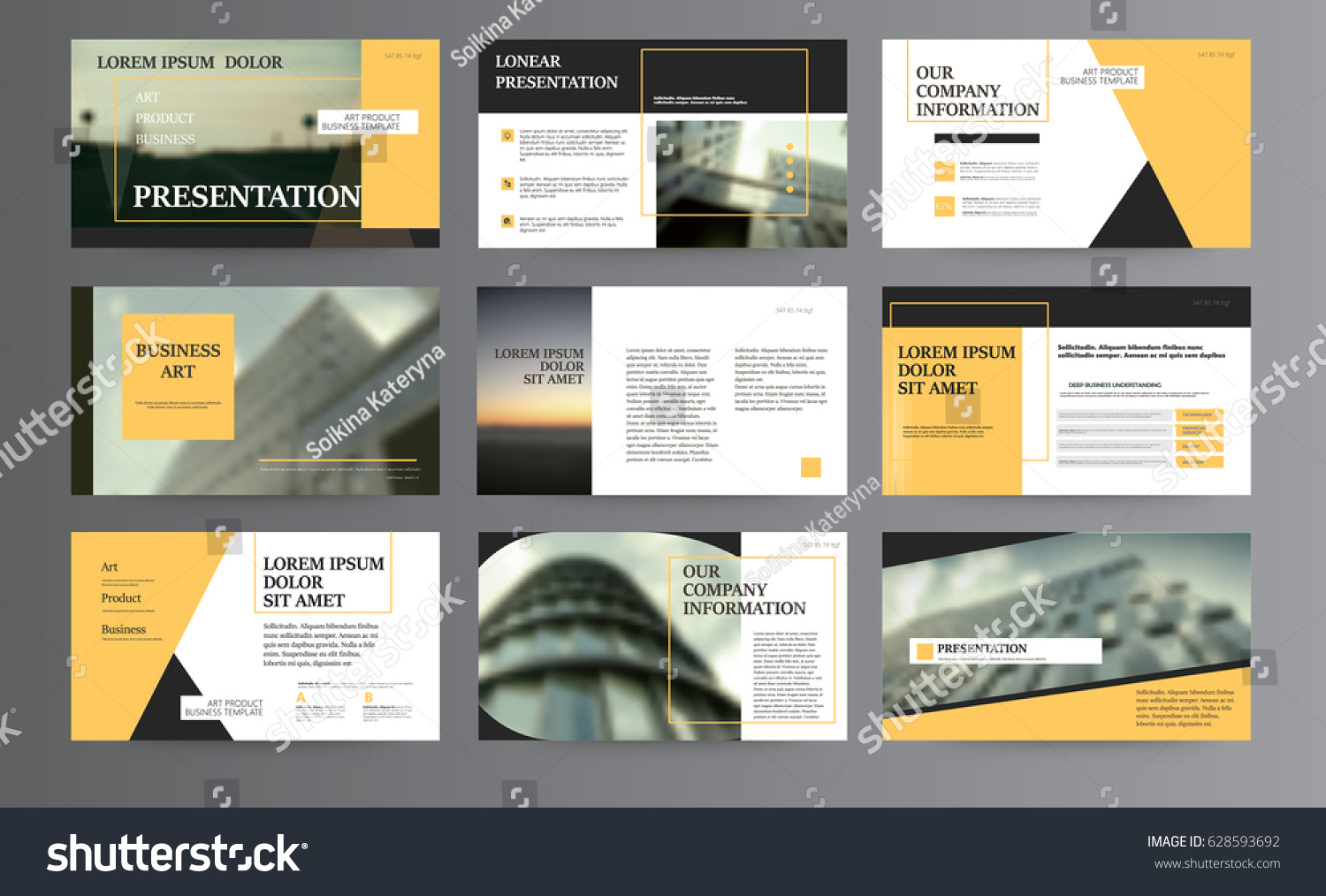 Booklet Presentation Templates From Graphicriver