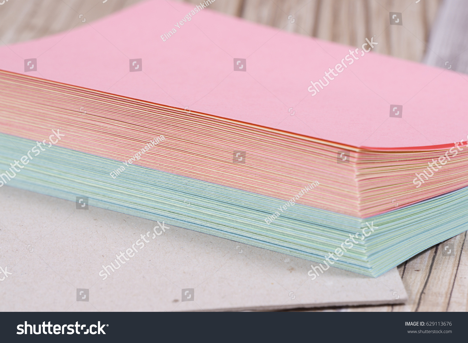 Colorful Paper Blanks For Greeting Cards And Notebooks Ez Canvas