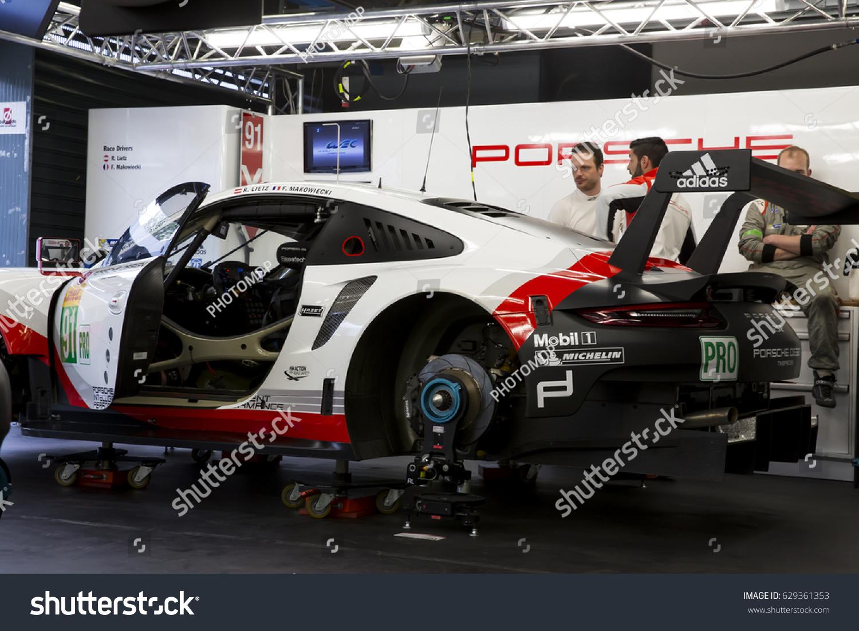 Circuit Monza Italia : Dauer racing porsche group c prototype at monza editorial