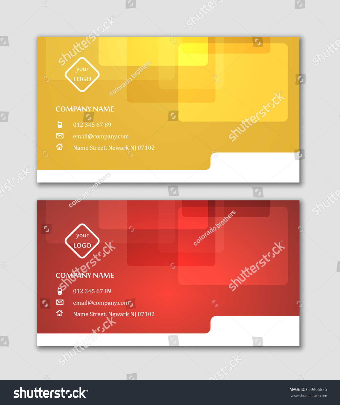 Template layout elegant business card vector stock vector 2018 template layout for elegant business card vector reheart Gallery