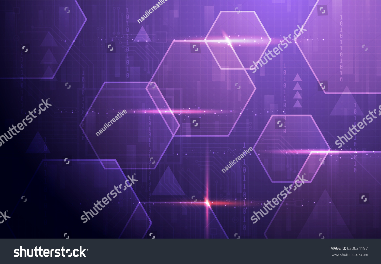 Tremendous Ultra Hd Purple Sci Fi Technology Stock Vektorgrafik Download Free Architecture Designs Philgrimeyleaguecom