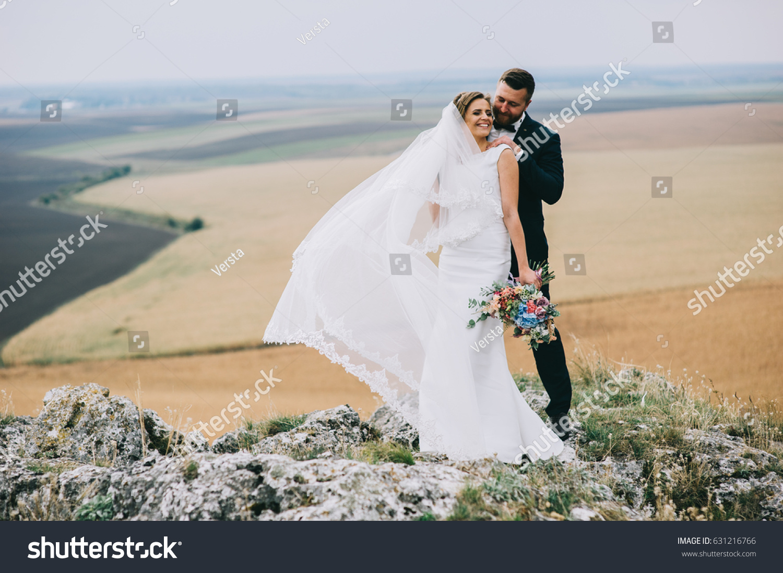 Wedding Dress Flying