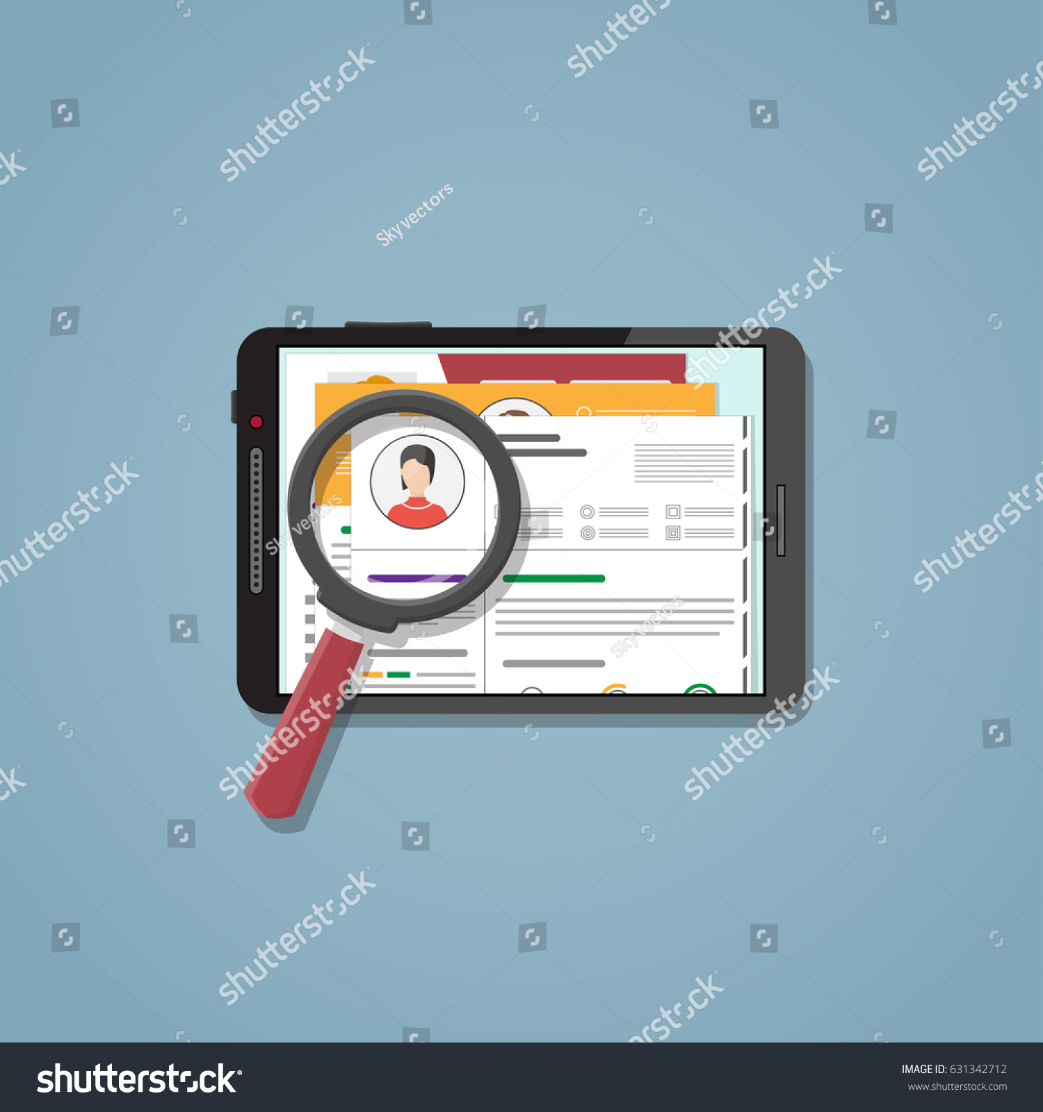 how to find resumes on google
