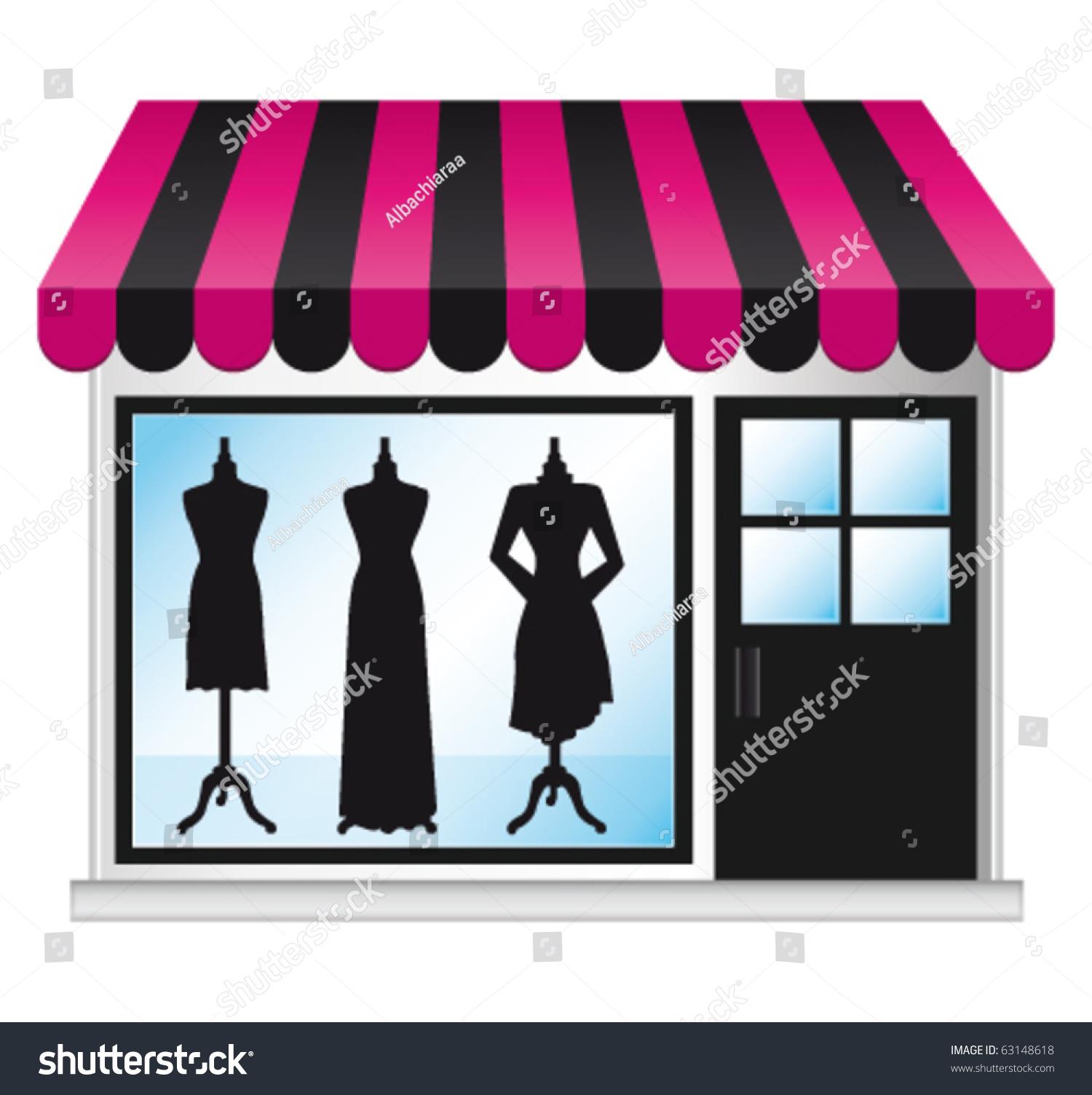 shop window clipart - photo #7