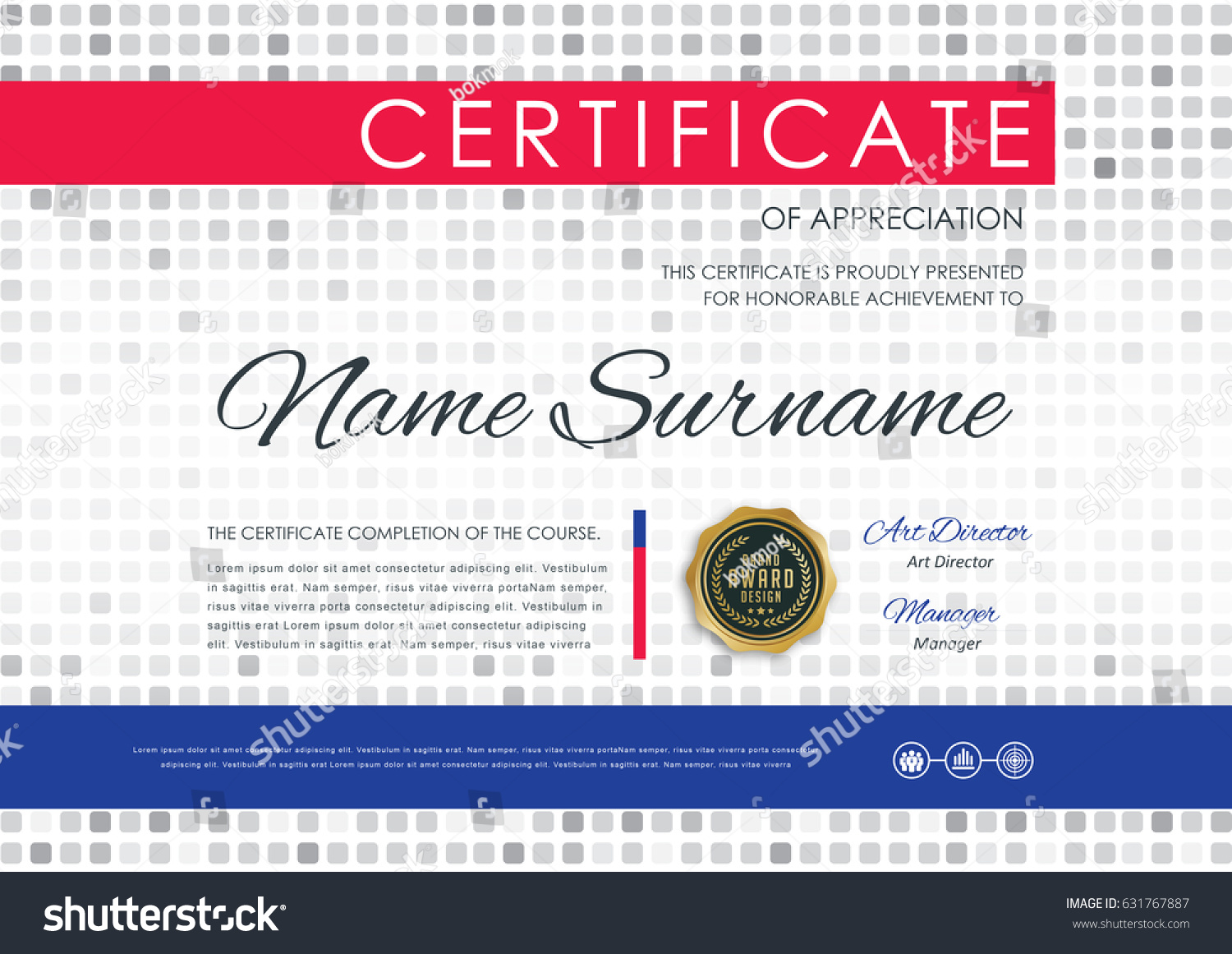 Business certificate templates football certificate template human business certificate templates diploma certificate template stock vector certificate template with modern pattern diploma vector illustration yadclub Image collections