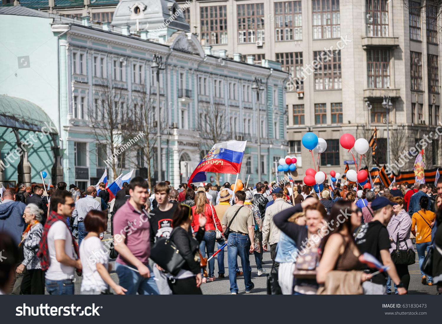 How many people in Moscow 99