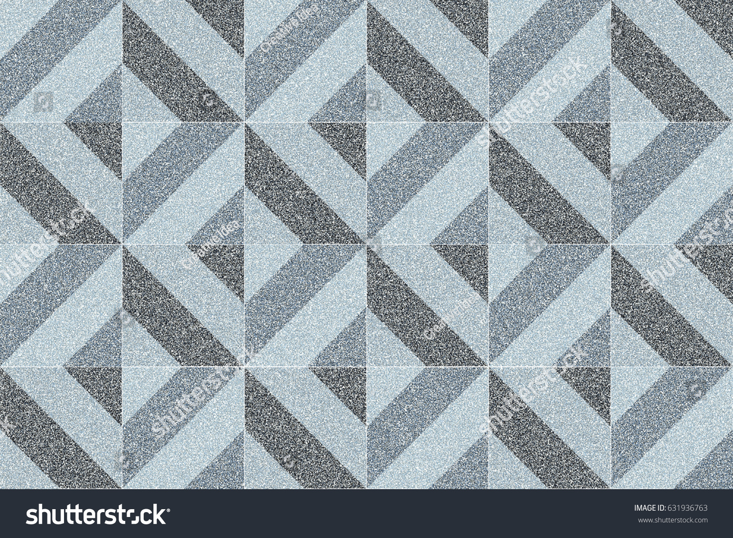 3 D Home Decorative Wall Tiles Stock Illustration 631936763 ...