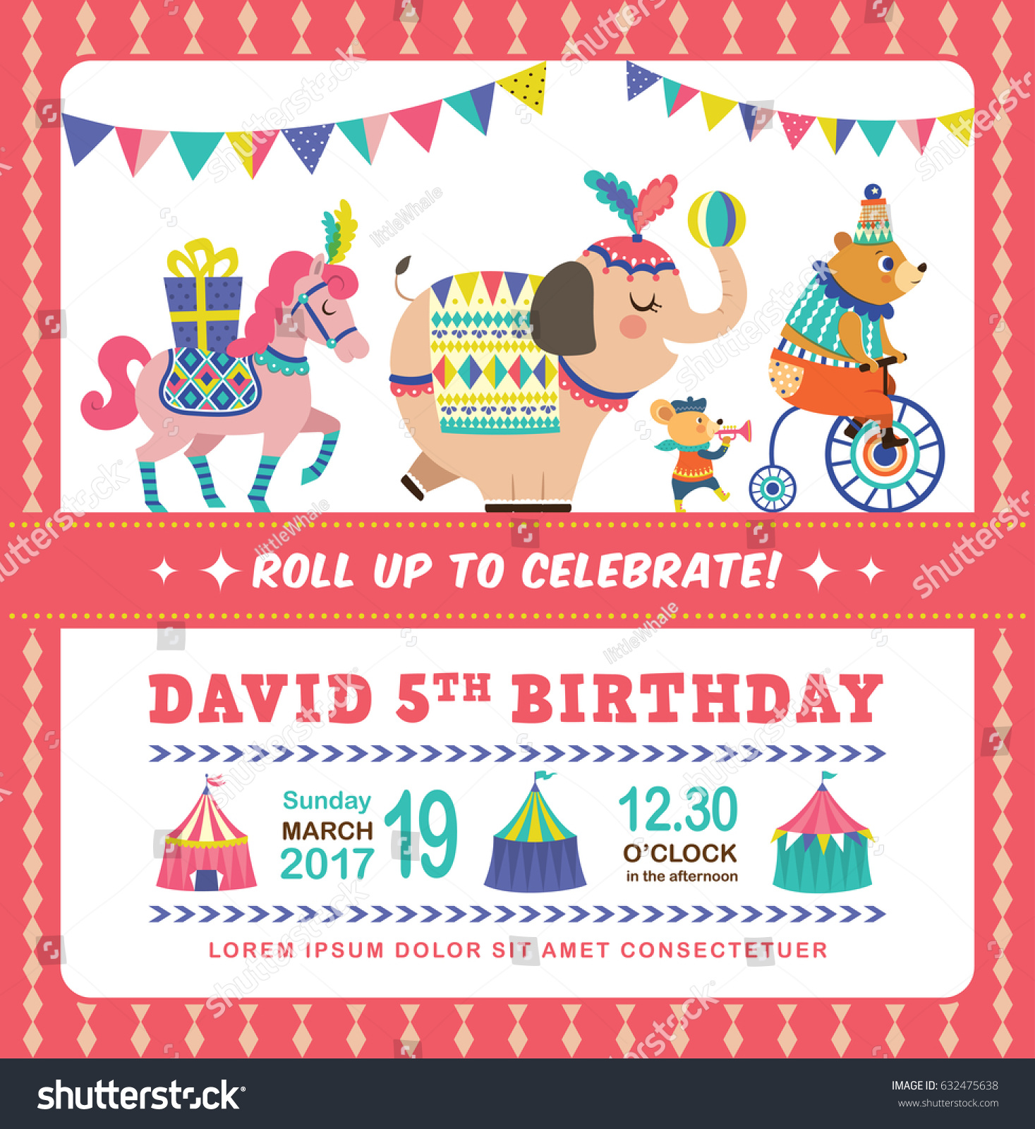 Birthday Party Invitation Cards For Kids Images Invitation – Birthday Party Invitation Cards