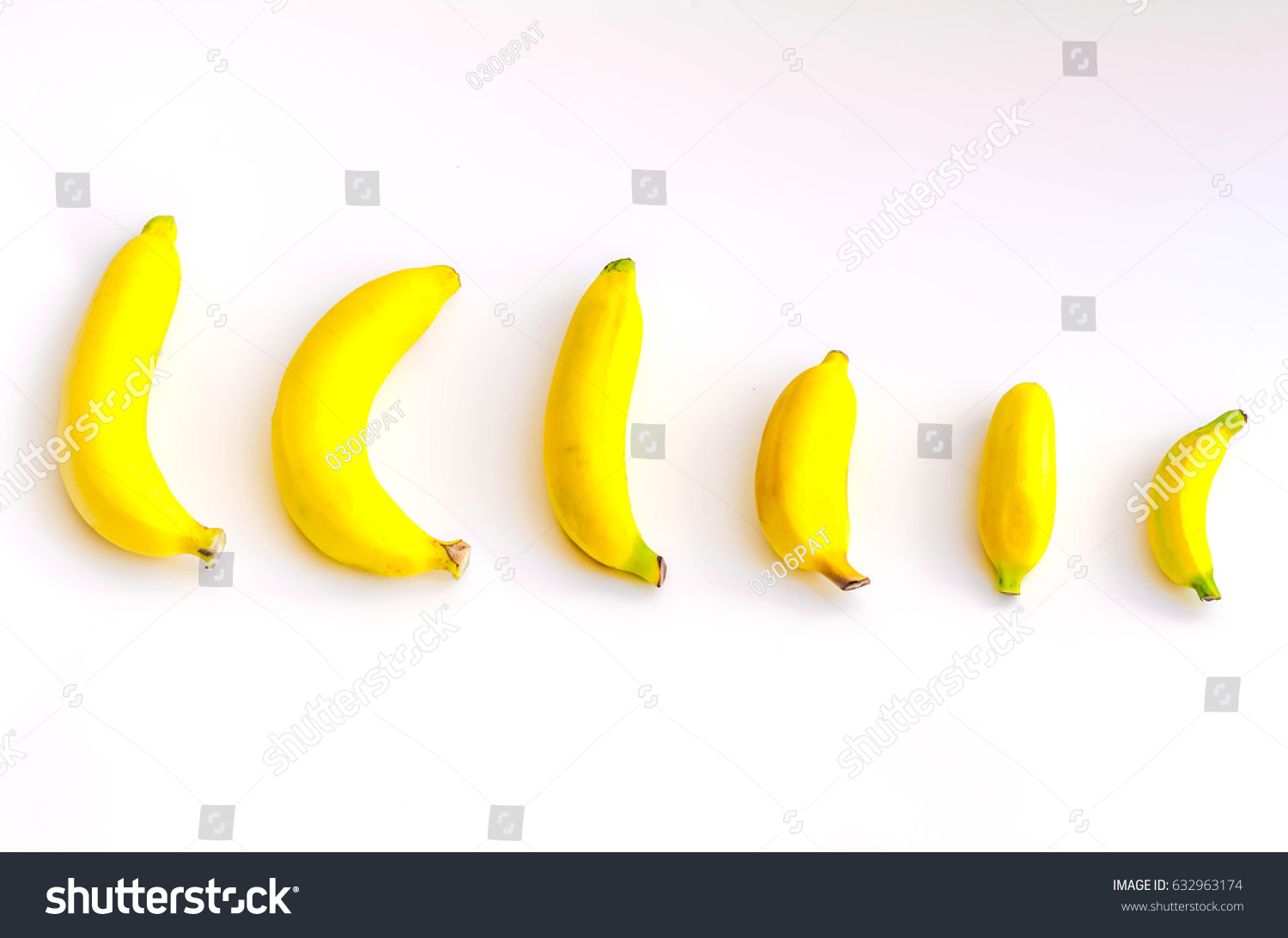 Banana shaped penis