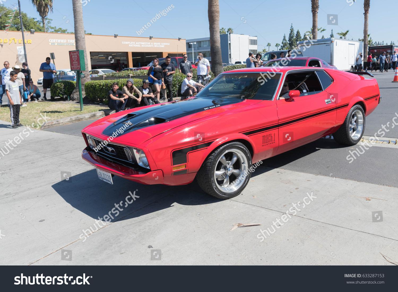 2017 Mustang Mach 1 >> Buena Park Usa April 30 2017 Stock Photo Edit Now 633287153