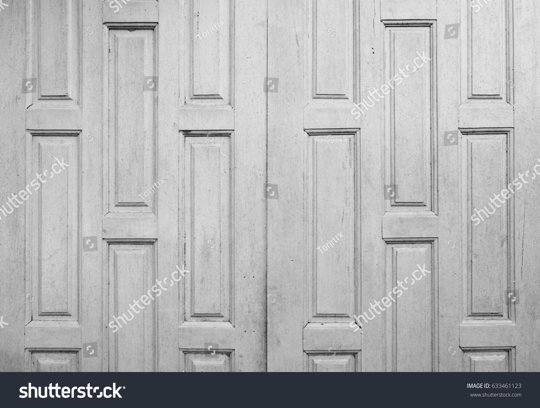white wood door texture. Old Wooden White Door Background Texture. Wood Texture