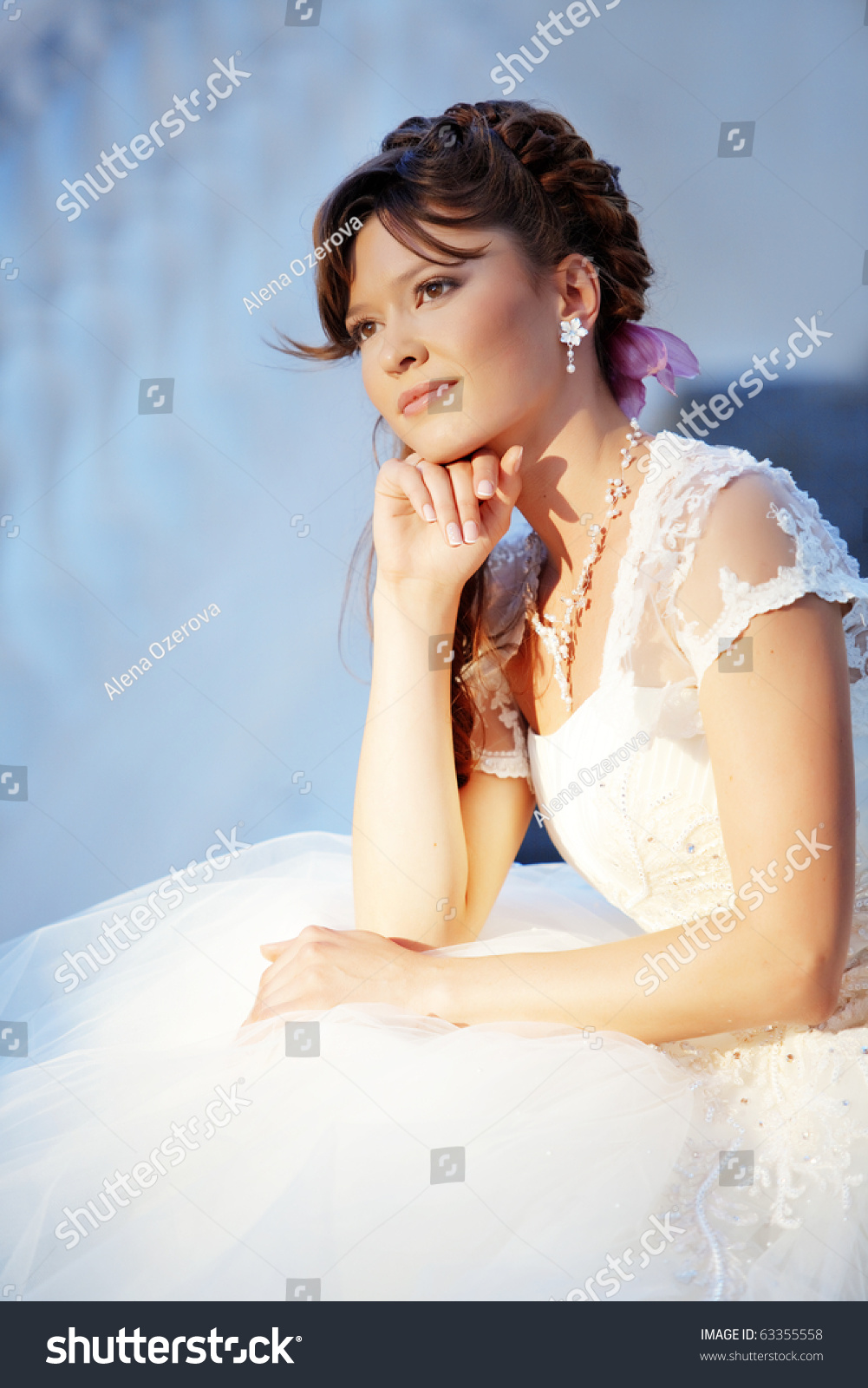 photo: Beautiful Bride 1792382 Search Stock