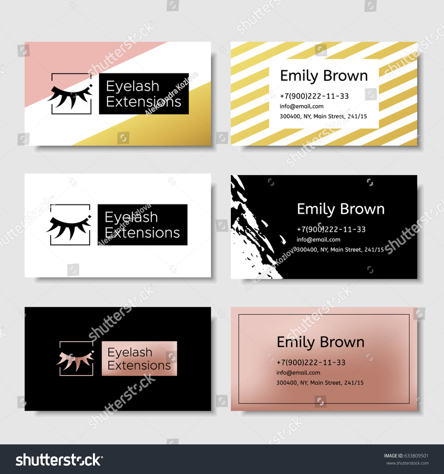 Branding salon eyelash extension shop cosmetic stock vector branding for salon eyelash extension shop cosmetic products lash maker stylist logo magicingreecefo Image collections