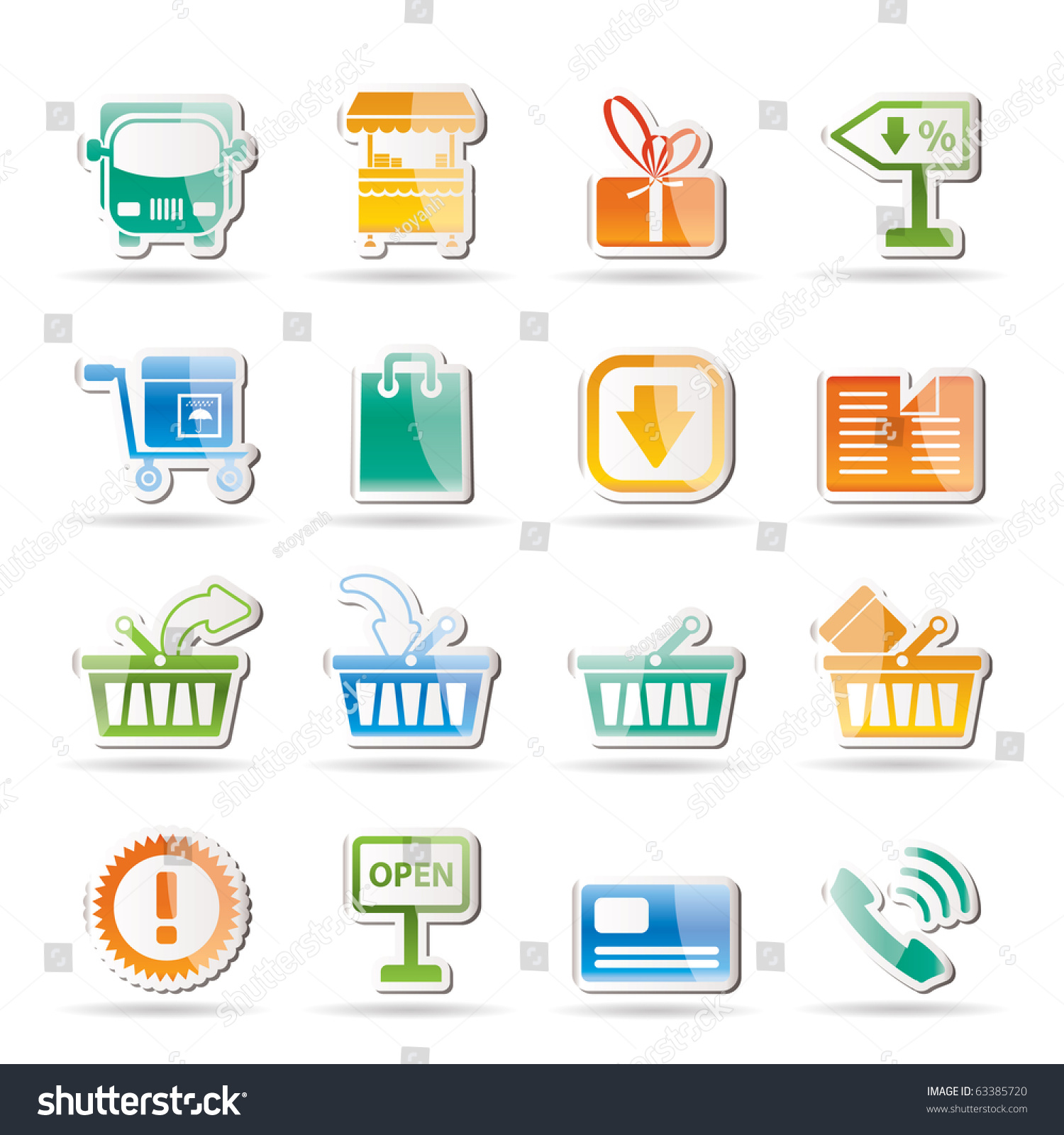 Real Vista Networking Icons - Artwork by Iconshock | Application ...