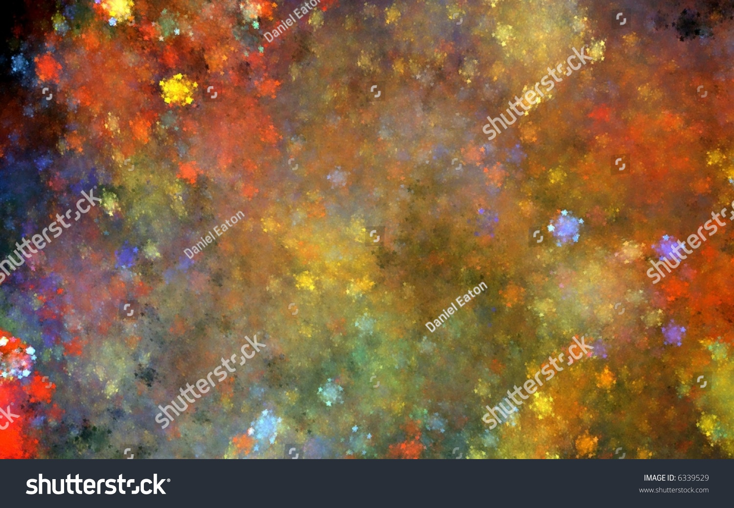 Multi-Colored Abstract Background Stock Photo 6339529 ...