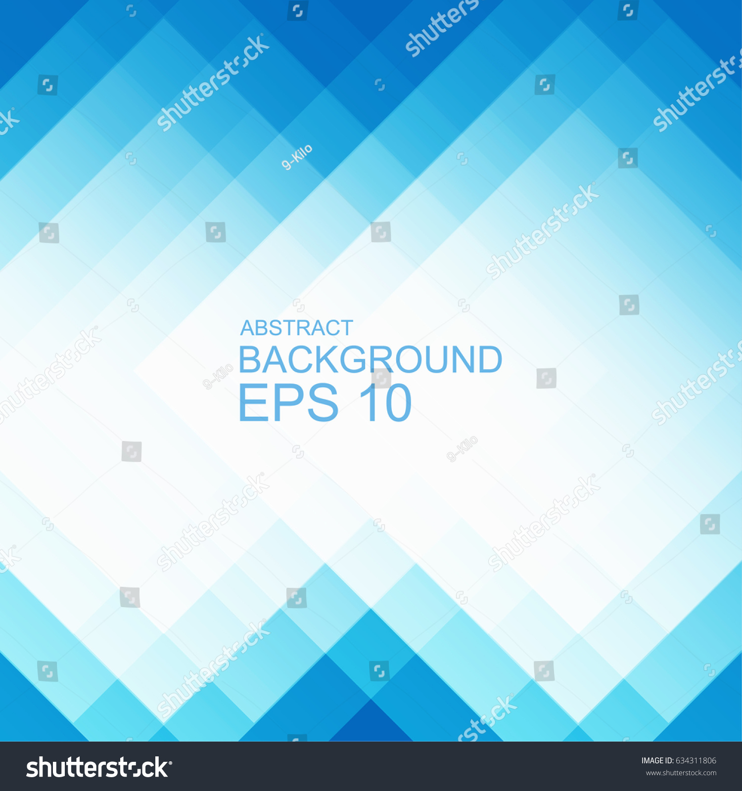 Blue abstract background geometric background style stock vector blue abstract background geometric background style template business design wajeb Choice Image
