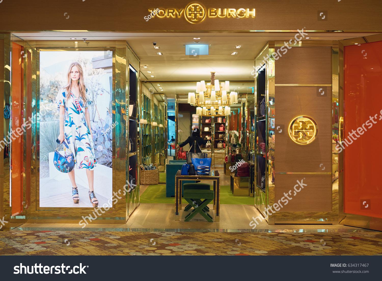 Singapore circa september 2016 tory burch stock photo 634317467 singapore circa september 2016 tory burch store at singapore changi airport changi buycottarizona Images